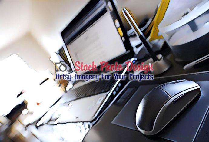 Portable Computer & Mouse 5