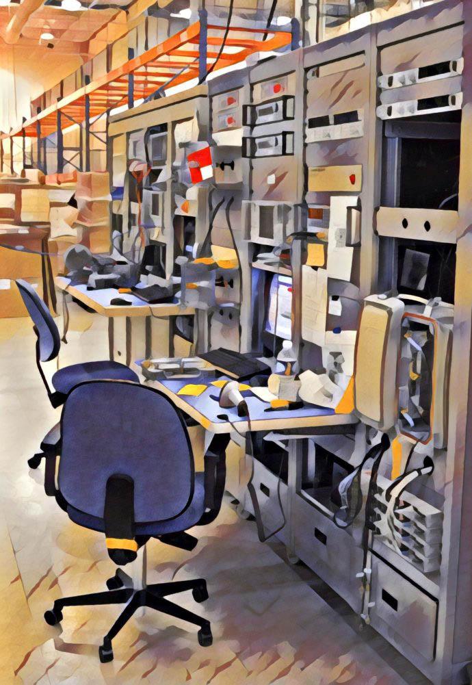 Modern Technologies Test Station