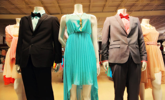 Clothing Store Mannequins 20