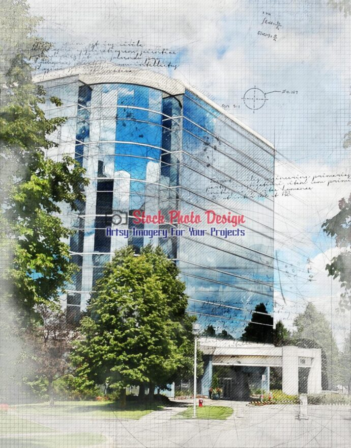 Grunge Corporate Office 1 - Dimensions: 2433 by 3100 pixels