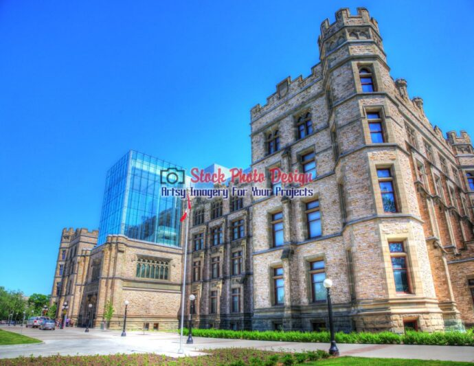 Ottawa Victoria Memorial Museum Building in HDR
