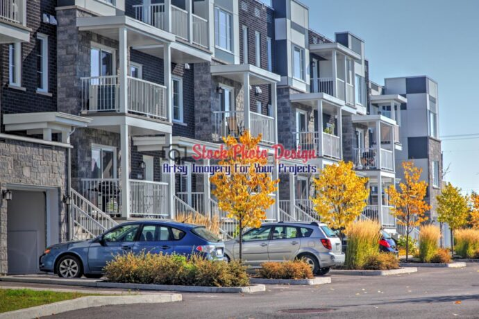 Chic Condominiums in HDR
