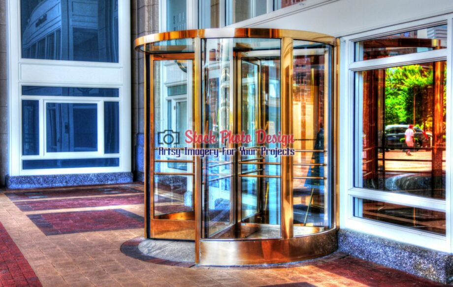 Golden Door in HDR 2
