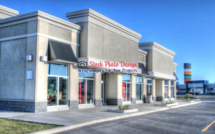 Modern Stores in HDR