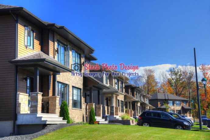 Residential District in HDR