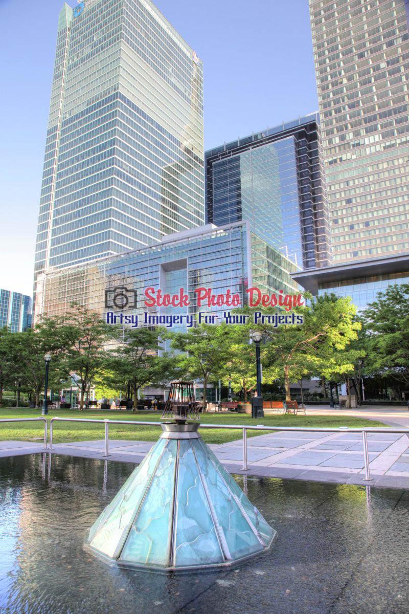 Modern Toronto Buildings in HDR