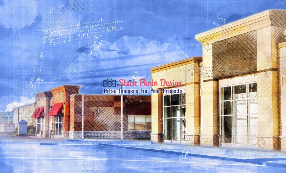 Color Store 2 Blueprint