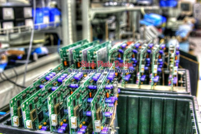 Electronic Boards in HDR