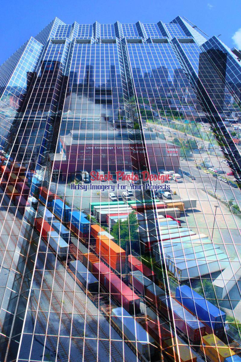 Corporative Photo Montage 01 - Dimensions: 2336 by 3504 pixels