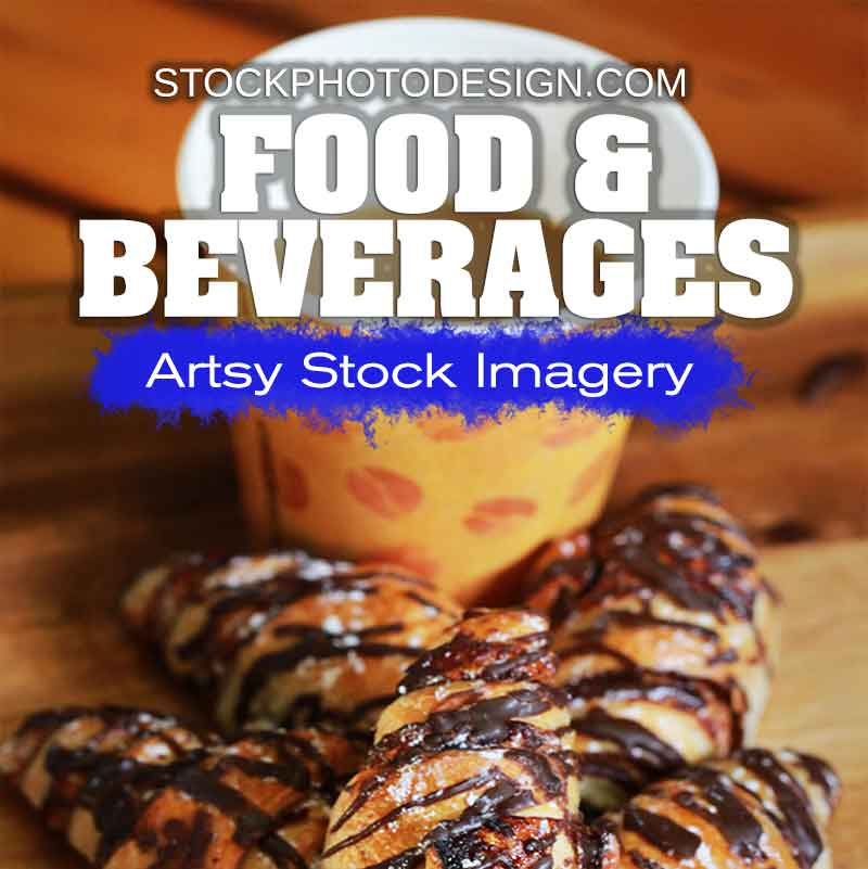 Foods and Drinks Artsy Royalty-Free Pictures
