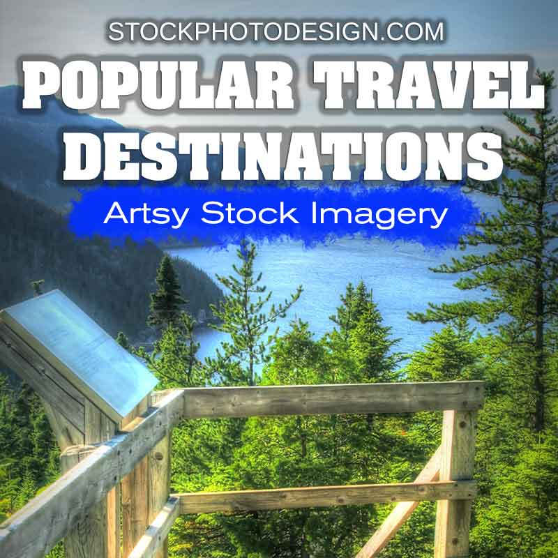 Popular Travel Destinations Stock Images at Great Low Prices. If you're looking for inspiration or ideas for your design, take a look at our original Travel Destinations Photography. Our artsy Photoshop Special Effects Imagery will surely impress you. #travel #destinations #traveldestinations #photography #photographyinspiration #stockphotography #stockphoto #artsypictures #design #Saguenay #landmarks #Photoshop #photomontage #stockphotodesign