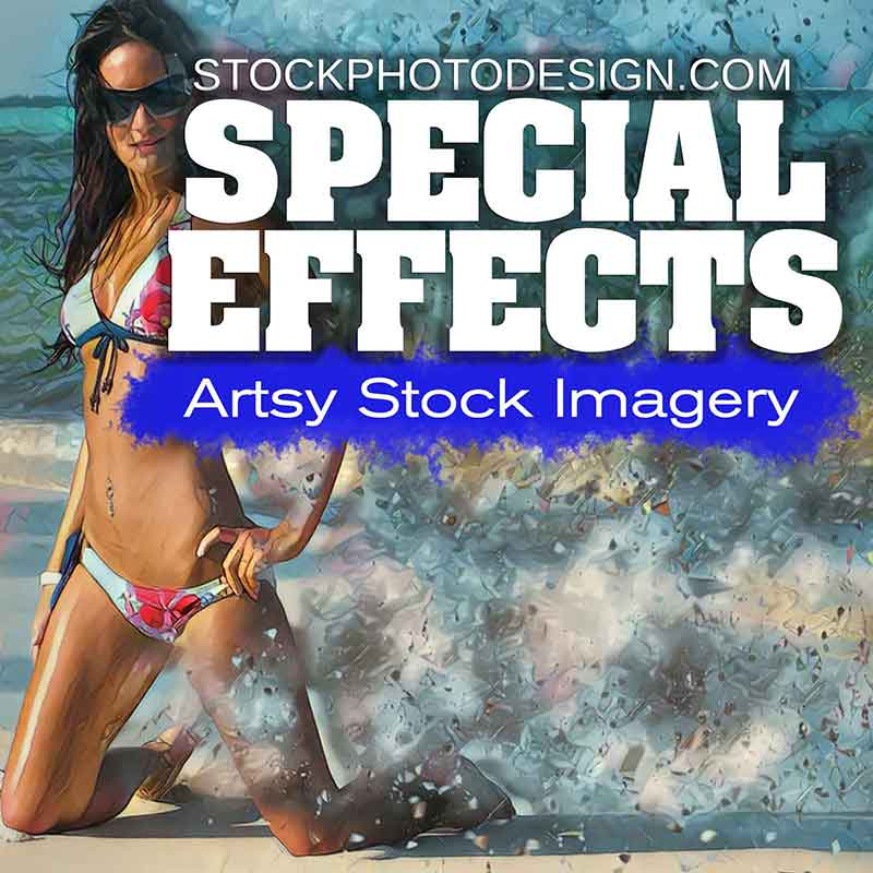 Special Effects Artsy Royalty-Free Pictures