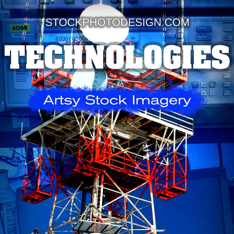 Technologies Artsy Royalty-Free Pictures