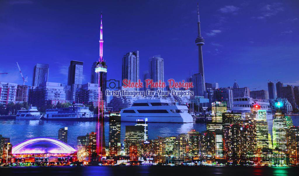 Toronto City Photo Montage 1