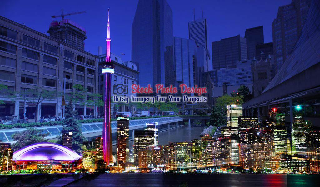 Toronto City Photo Montage 2