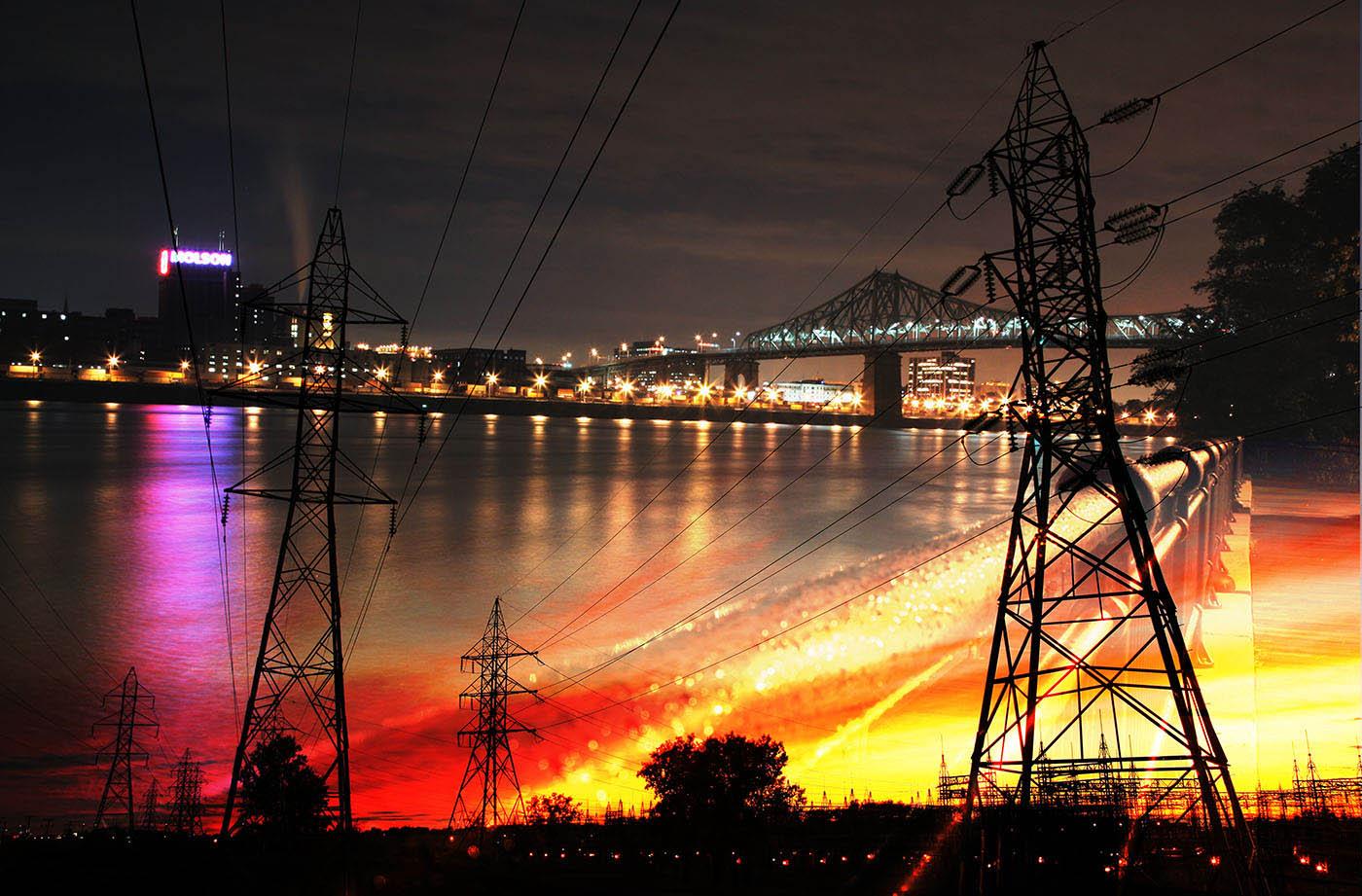 Urban Electrification - Dimensions: 5520 by 3632 pixels