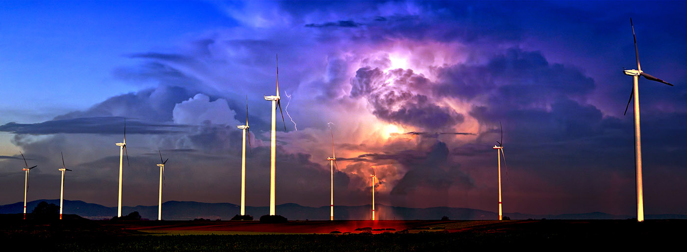 Windmill Energy Production 02