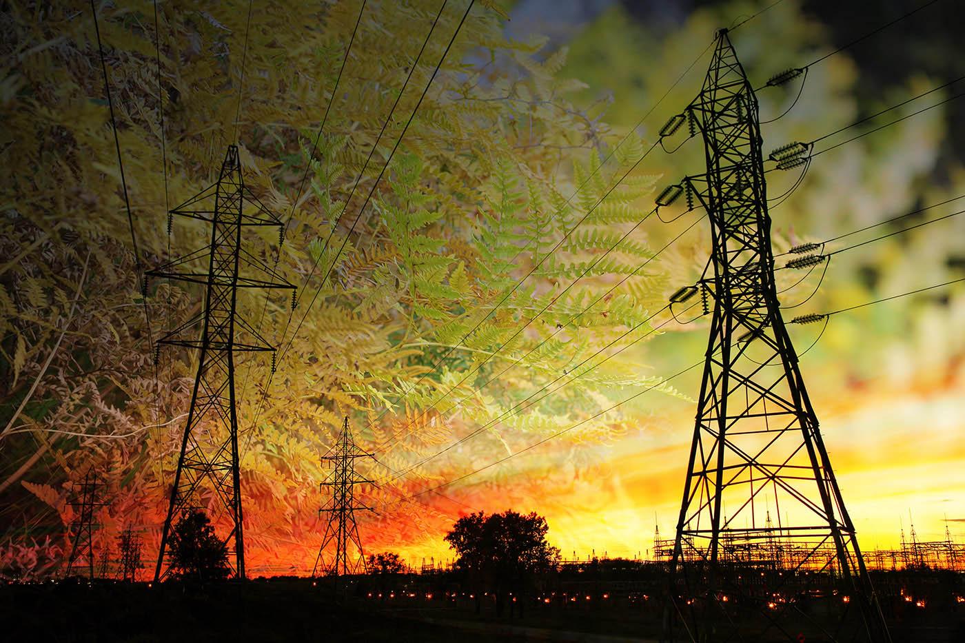 Greener Energy Supply Image