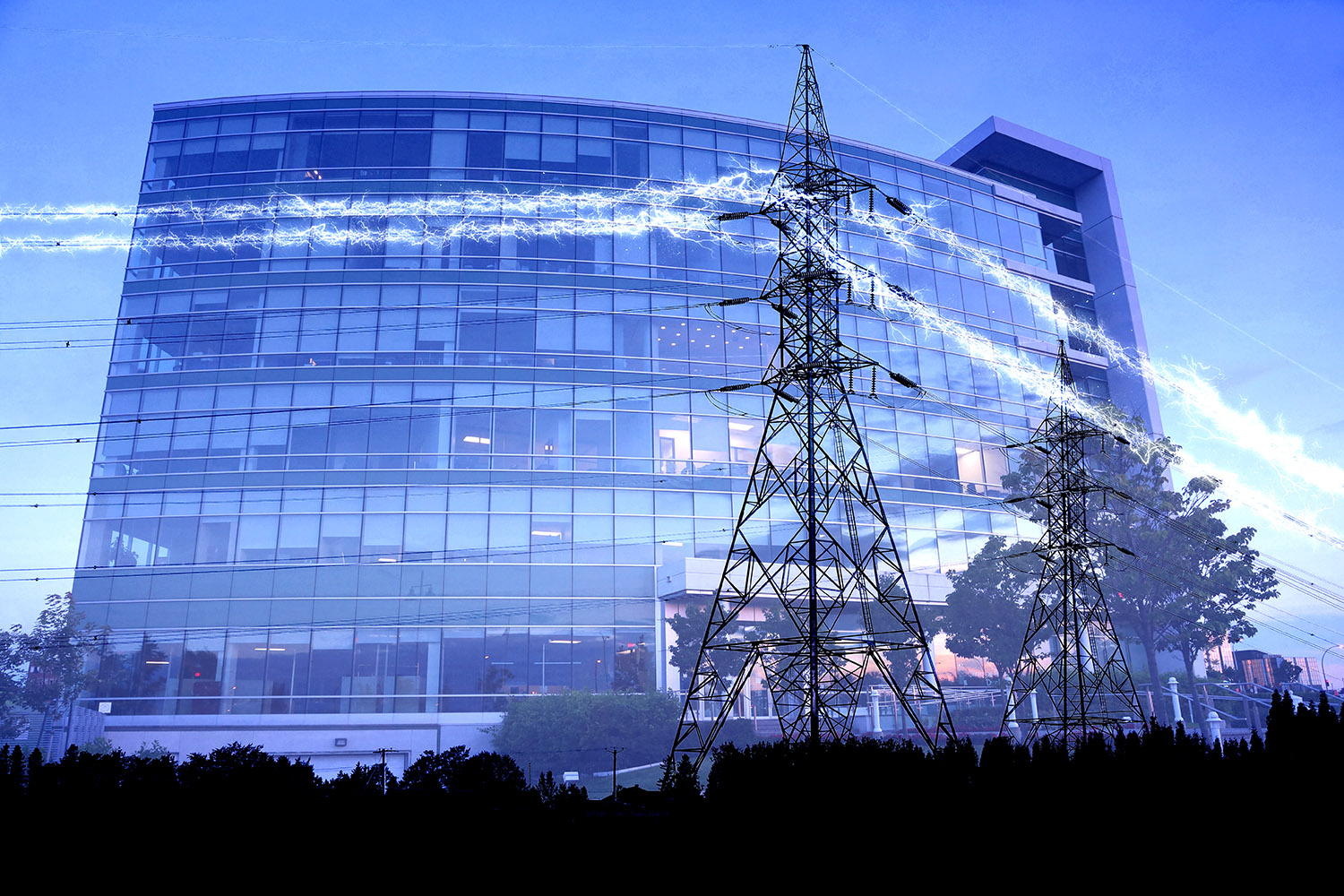 Business Electrification in Blue