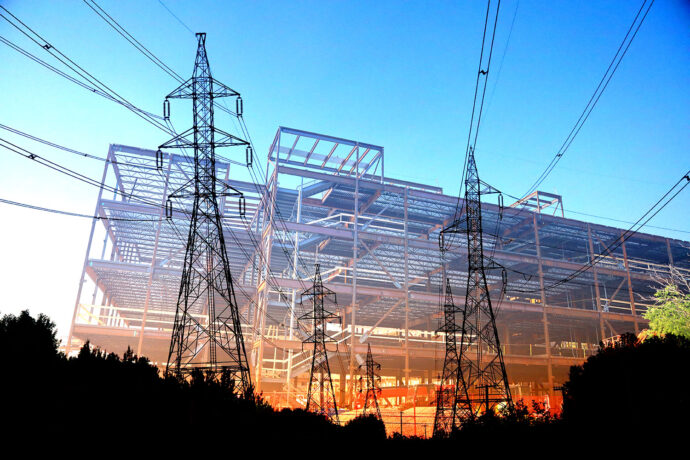 Modern Construction Industry Electrification